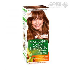 کیت رنگ موی گارنیر شماره 6.34
