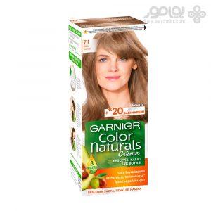 رنگ موی گارنیر شماره 7.1 GARNIER COLOR naturals-min
