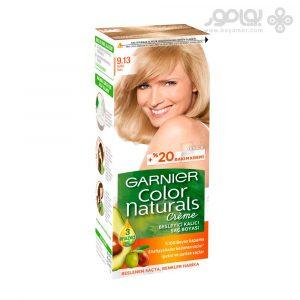رنگ موی گارنیر شماره 9.13 GARNIER COLOR naturals-min
