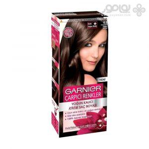 کیت رنگ موی گارنیر سنسیشن شماره 4.0