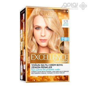 کیت رنگ موی لورال پاریس مدل Excellence شماره 121