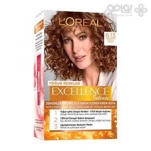 کیت رنگ موی لورال پاریس مدل Excellence شماره 6.13