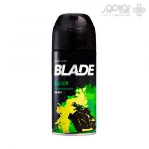 اسپری دئودورانت مردانه بلید Blade Racer
