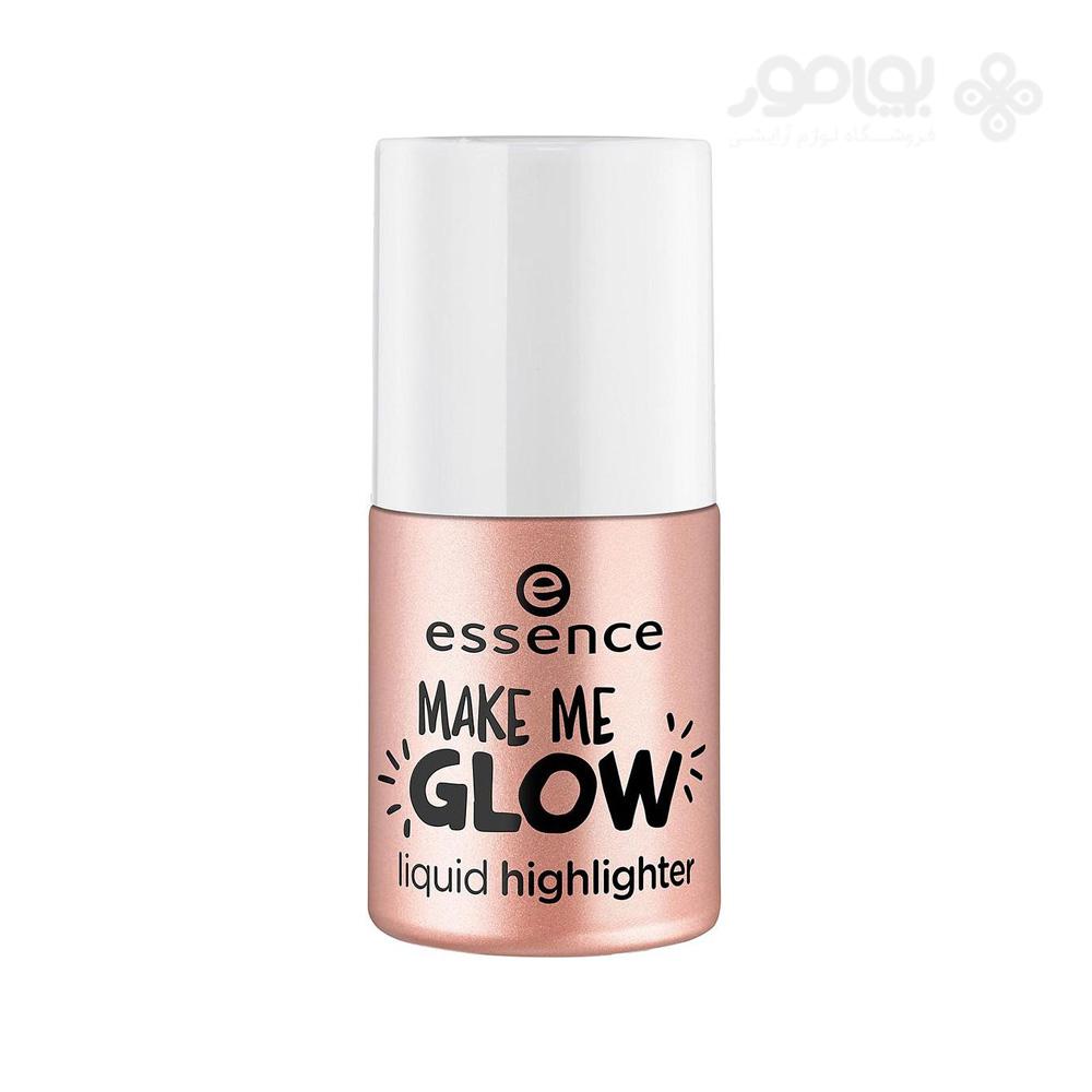 هایلایتر مایع اسنس مدل Essence Make Me Glow