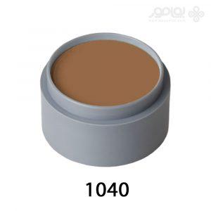 واتر میکاپ گریماس رنگ قهوه ای روشن شماره 1040