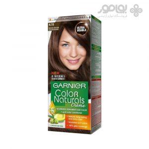 کیت رنگ موی گارنیر شماره 4.15