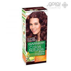 کیت رنگ موی گارنیر شماره 4.6