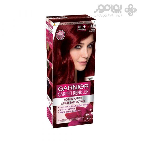 کیت رنگ موی گارنیر سنسیشن شماره 4.60