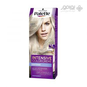 کیت رنگ موی پالت رنگ بلوند نقره ای