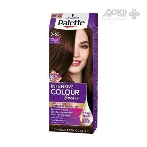 مینی کیت رنگ موی پلت مدل اینتنسیو