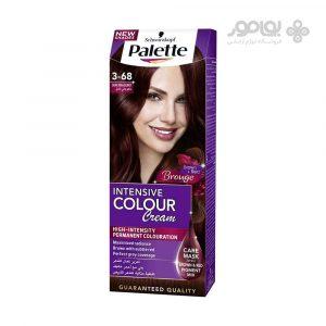 رنگ موی پالت 3.68