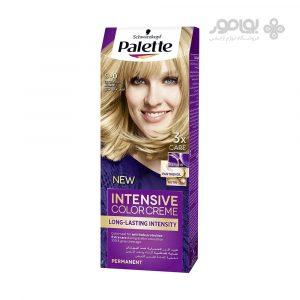 رنگ موی پلت بلوند خیلی روشن شماره 9.0