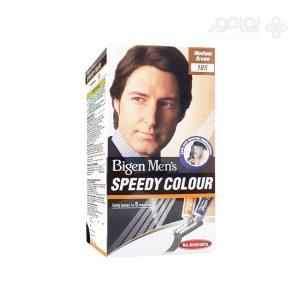 کیت رنگ موی مردانه بیگن شماره 105 Bigen Speedy