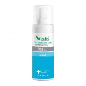 فوم شستشوی صورت وٌچه مناسب پوست های خشک و حساس
