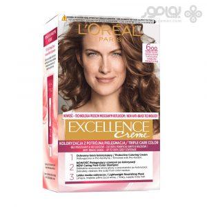 کیت رنگ موی لورال اکسلانس شماره 600