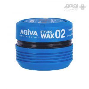 حالت دهنده موی آگیوا شماره 02 Agiva Styling Wax
