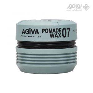 واکس مو پماد آگیوا شماره 07 Agiva Pomade Wax
