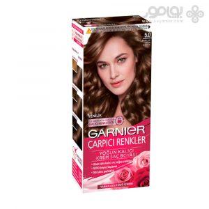 رنگ موی گارنیر مدل کالر سنسیشن شماره 5.0