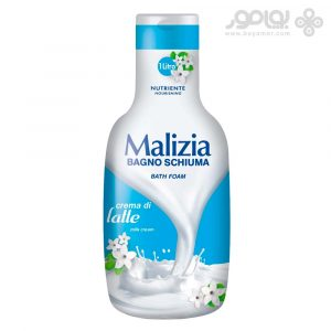 شامپو بدن مالیزیا مدل شیر لاته 1000 میل