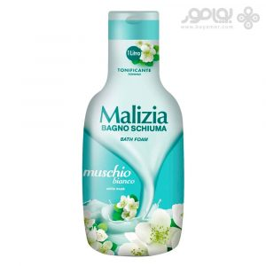 شامپو بدن مالیزیا رایحه مشک سفید 1000 میل