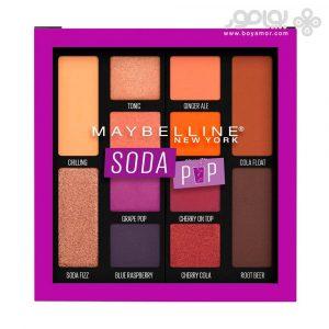 پالت سایه چشم میبلین مدل SODA POP شماره 110