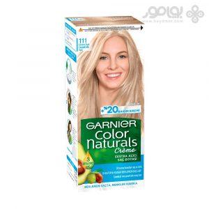 کیت رنگ موی گارنیر سری Naturals شماره 111