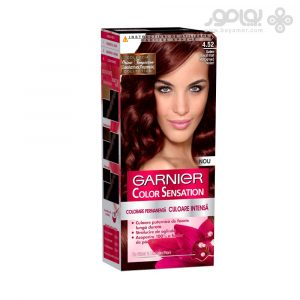 رنگ موی گارنیر مدل کالر سنسیشن شماره 4.52