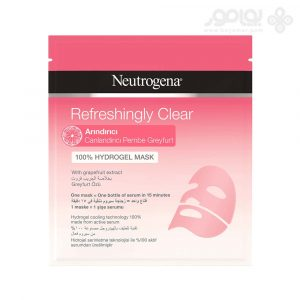 ماسک صورت ورقه ای نوتروژینا مدل Refreshingly Clear بسته 1 عددی
