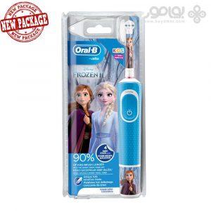 مسواک برقی اورال بی بچگانه مدل Frozen