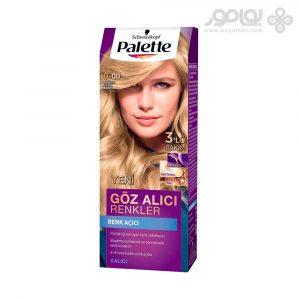 کیت روشن کننده موی پلت مدل اینتنسیو شماره 000