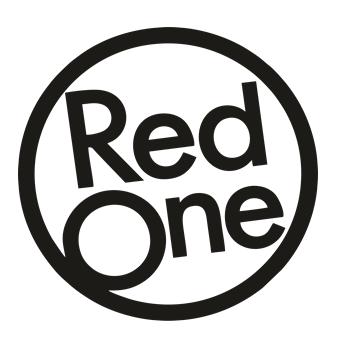 لوگوی برند RED ONE